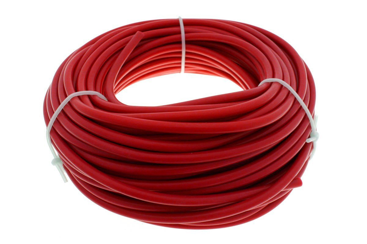 Przewód podciśnienia silikonowy TurboWorks Red 12mm - GRUBYGARAGE - Sklep Tuningowy